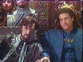 悪代官と王子