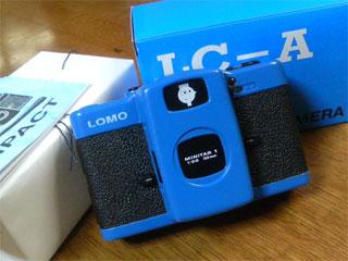 LOMO LC-A(正面左)