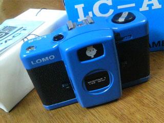 LOMO LC-A(真正面)