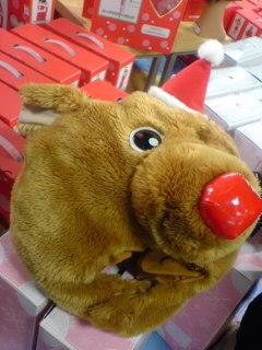 ロトの兜@クリスマス仕様