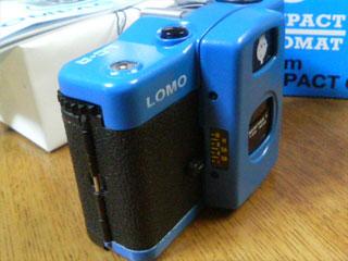LOMO LC-A(左サイド)